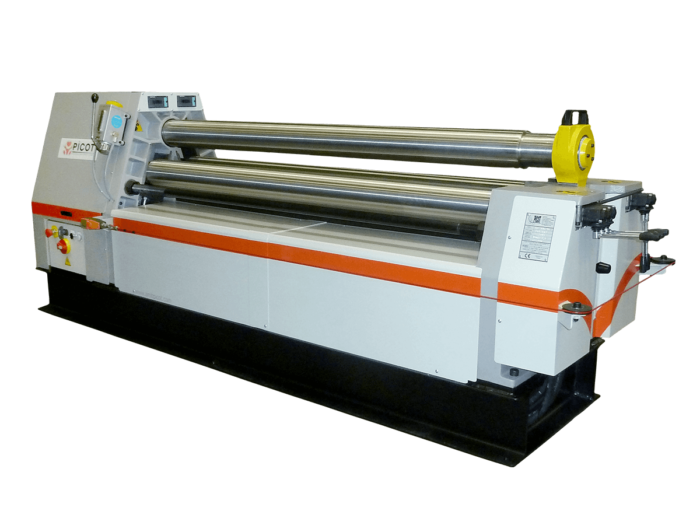 AMB Picot - French manufacturer specialists in roll bending