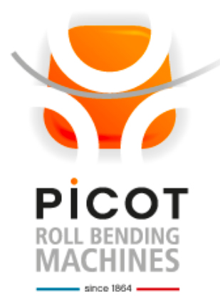 AMB Picot French manufacturer specialists in roll bending
