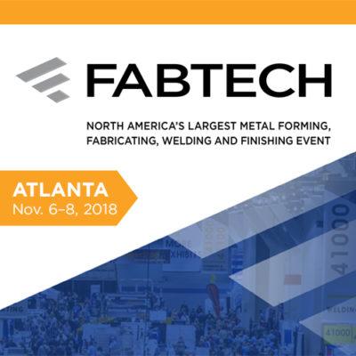 FABTECH Congress 2018