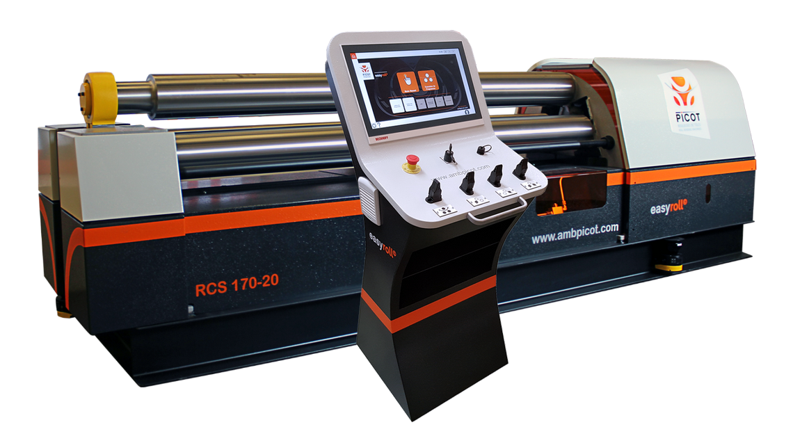 Plate Roll Bending Machine Manufacturer with Programmable Interface